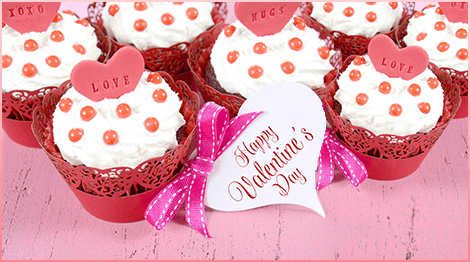 February Birthday Ideas and Valentine's Day Party Favors from The Elf on the Shelf