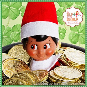Scout Elf Suggestions for March Birthday Ideas from The Elf on the Shelf