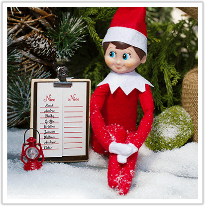 10 Tell-Tale Signs You Miss Your Scout Elf