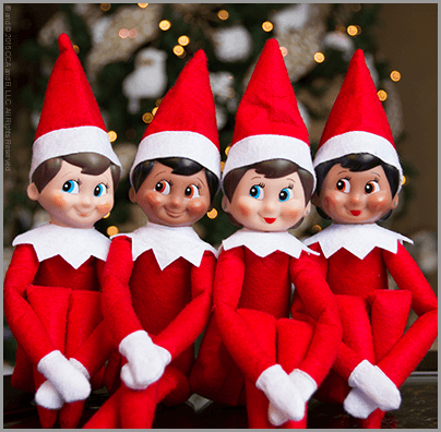 Ways to Engage Toddlers at Christmas – The Elf on the Shelf