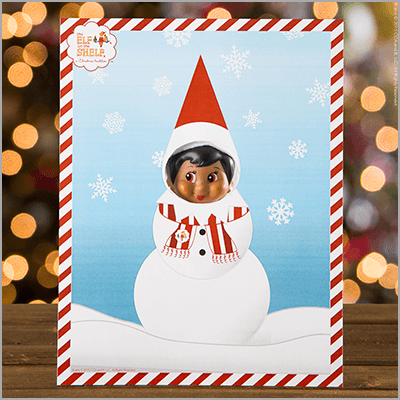 7 Printable Crafts for Your Elf – The Elf on the Shelf