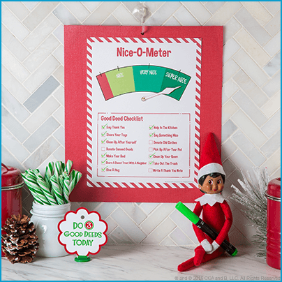 Ideas for Busy Scout Elves – The Elf on the Shelf
