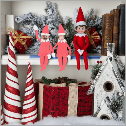 Ideas for Crafty Scout Elves – The Elf on the Shelf