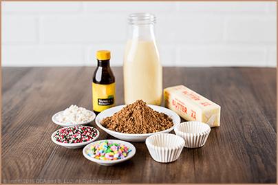 Mrs. Claus' Kitchen: Tasty Truffle Treats – The Elf on the Shelf