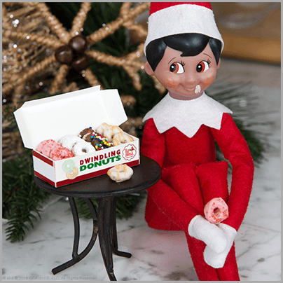 Elf Ideas in 5 Minutes or Less – The Elf on the Shelf