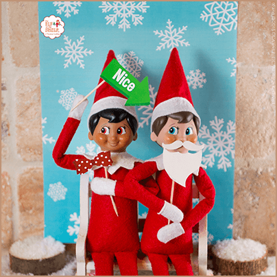 Ideas for Little Bookworms – The Elf on the Shelf
