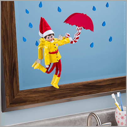 Fresh Ideas for Rainy Day Games – The Elf on the Shelf