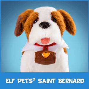 Elf Pets® Saint Bernard