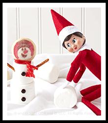 Delectable Elf Ideas Featuring Pillsbury™ Cookies