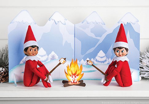 Imaginative Elf on the Shelf Ideas - The Elf on the Shelf