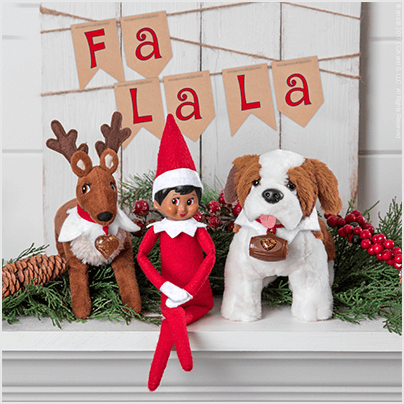 Impressive Elf on the Shelf Ideas in No Time - The Elf on the Shelf®