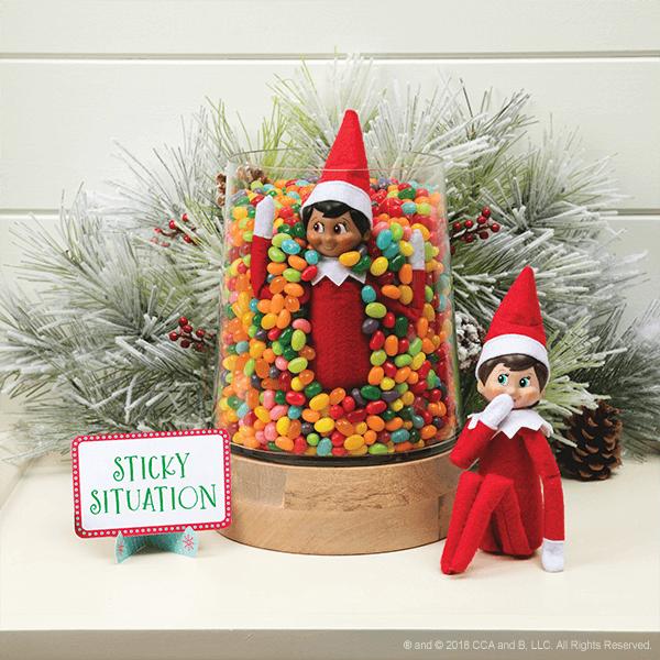 Never-Before-Seen Elf on the Shelf Ideas