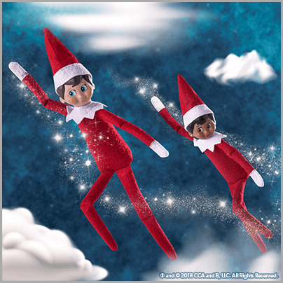 How Do Scout Elves Get Magic? - The Elf on the Shelf