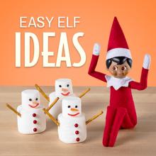 Ideas for Scout Elves