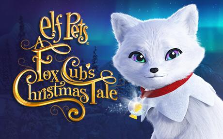 Fox Cub's Christmas Tale on Netflix