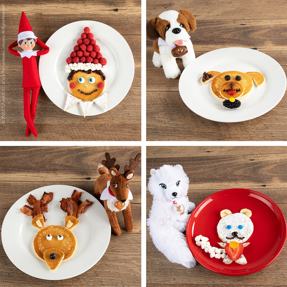 Christmas Pancake Party image