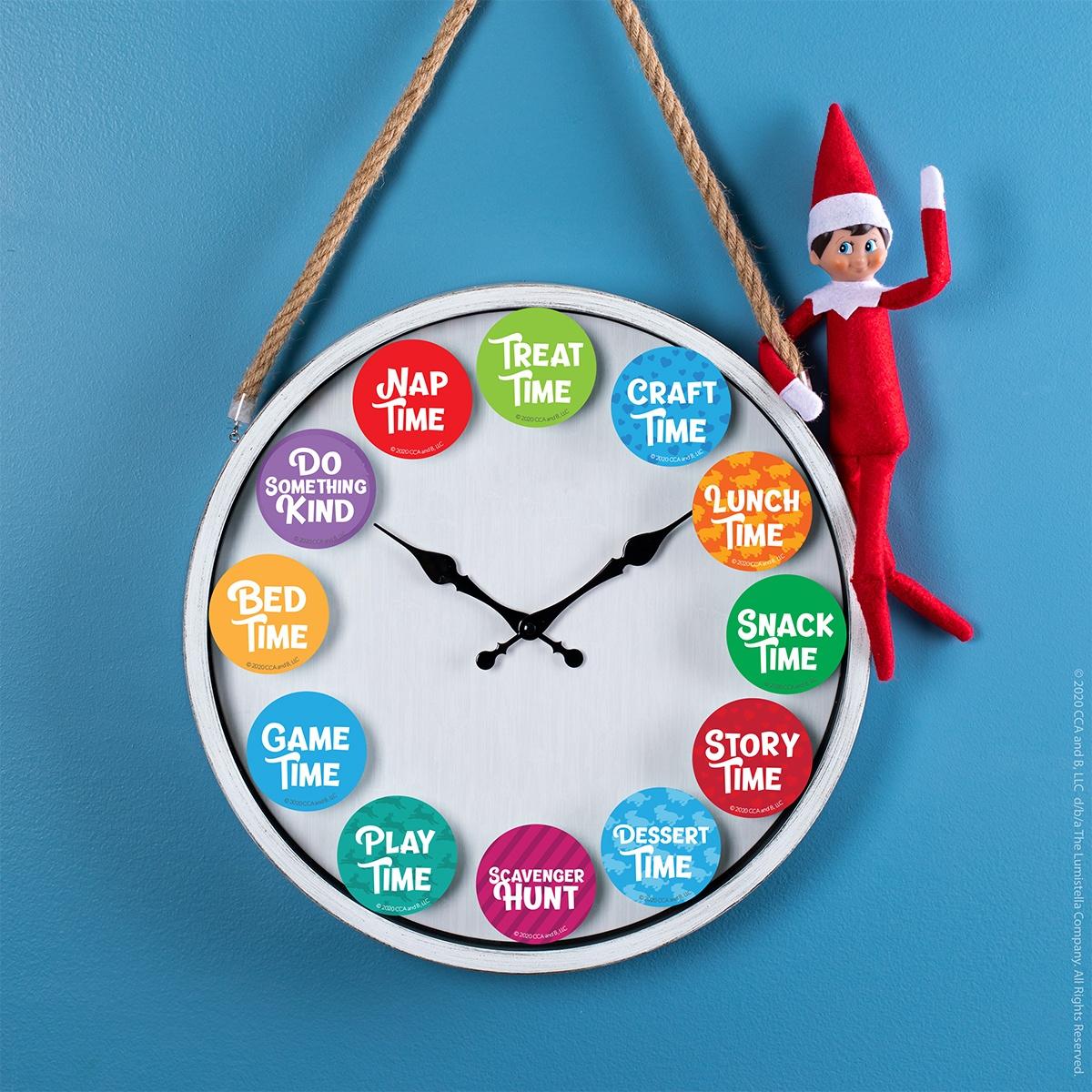 Christmas Around the Clock image