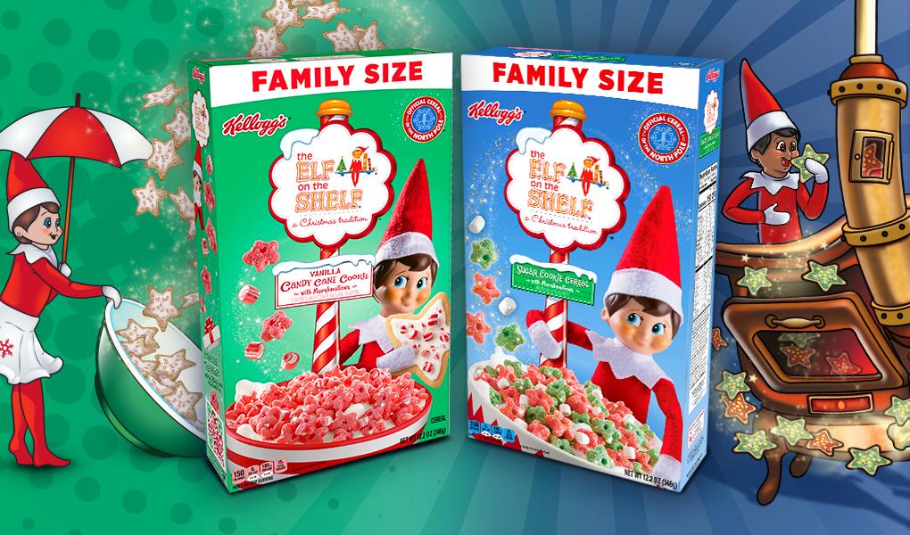 The Elf on the Shelf® & Kellogg's