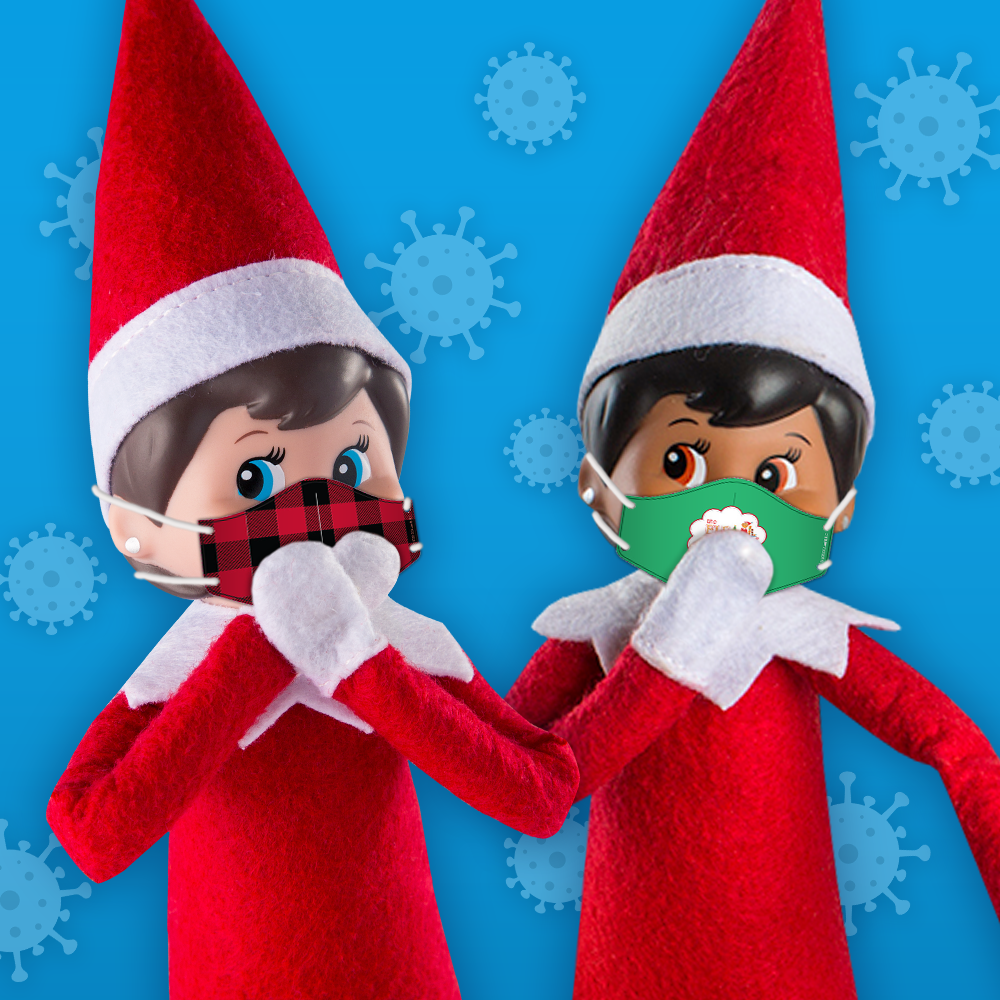 Santa Approved Guide To Elf Masks The Elf On The Shelf