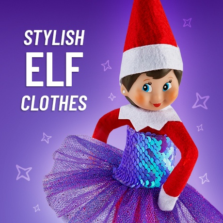 Scout Elf Clothing
