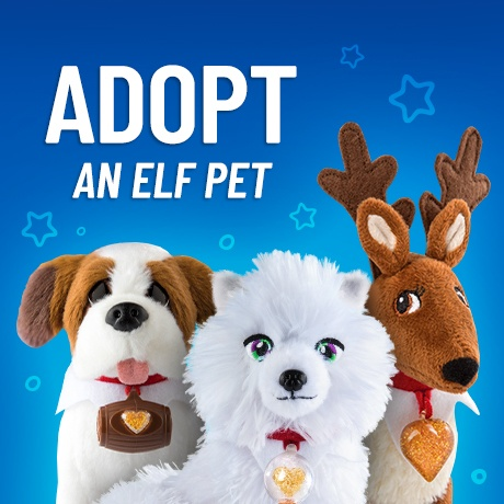 Adopt Your Own Elf Pets®