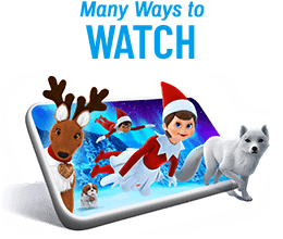 Many Ways to Watch Our Animations