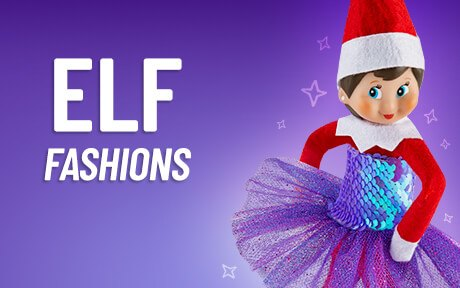 Scout Elf and Elf Pets Clothing