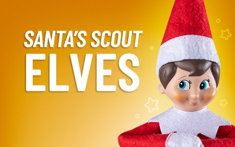 Santa's Official Scout Elf