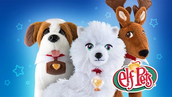 Elf Pets Registry Webpage
