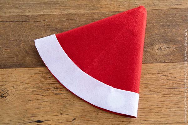 DIY Scout Elf hat