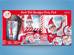Shop North Pole Breakfast Party Pack