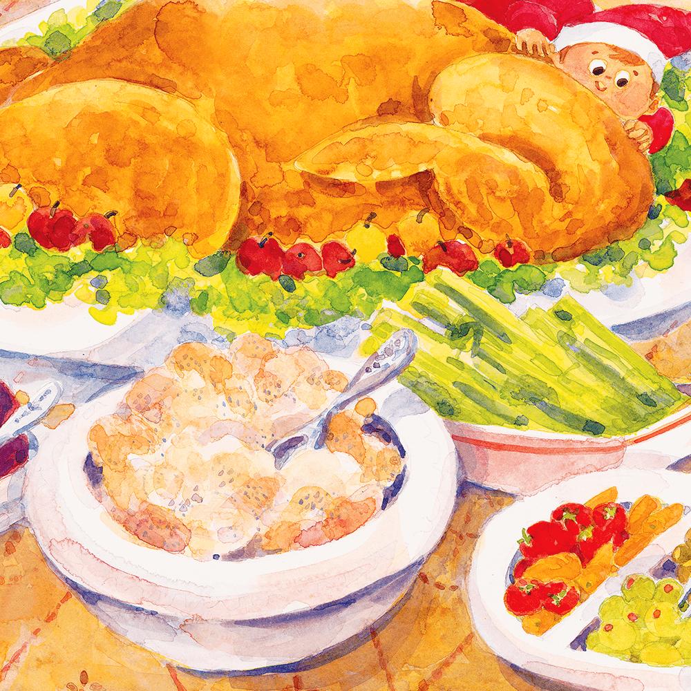 2004 – First illustrations