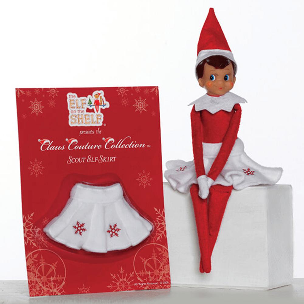 2009 – Scout Elf Skirt