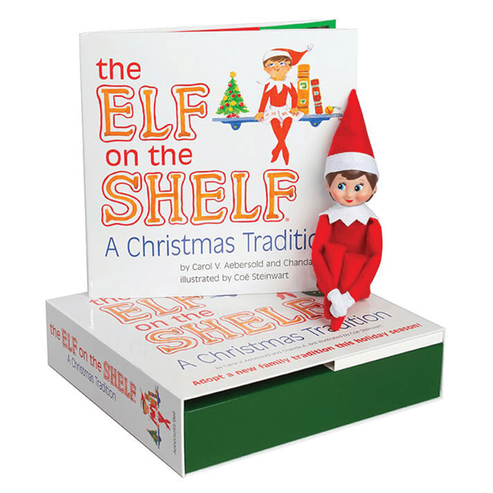 2012 – Girl Scout Elf