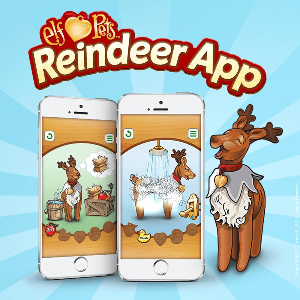 2014 – Elf Pets® Reindeer App