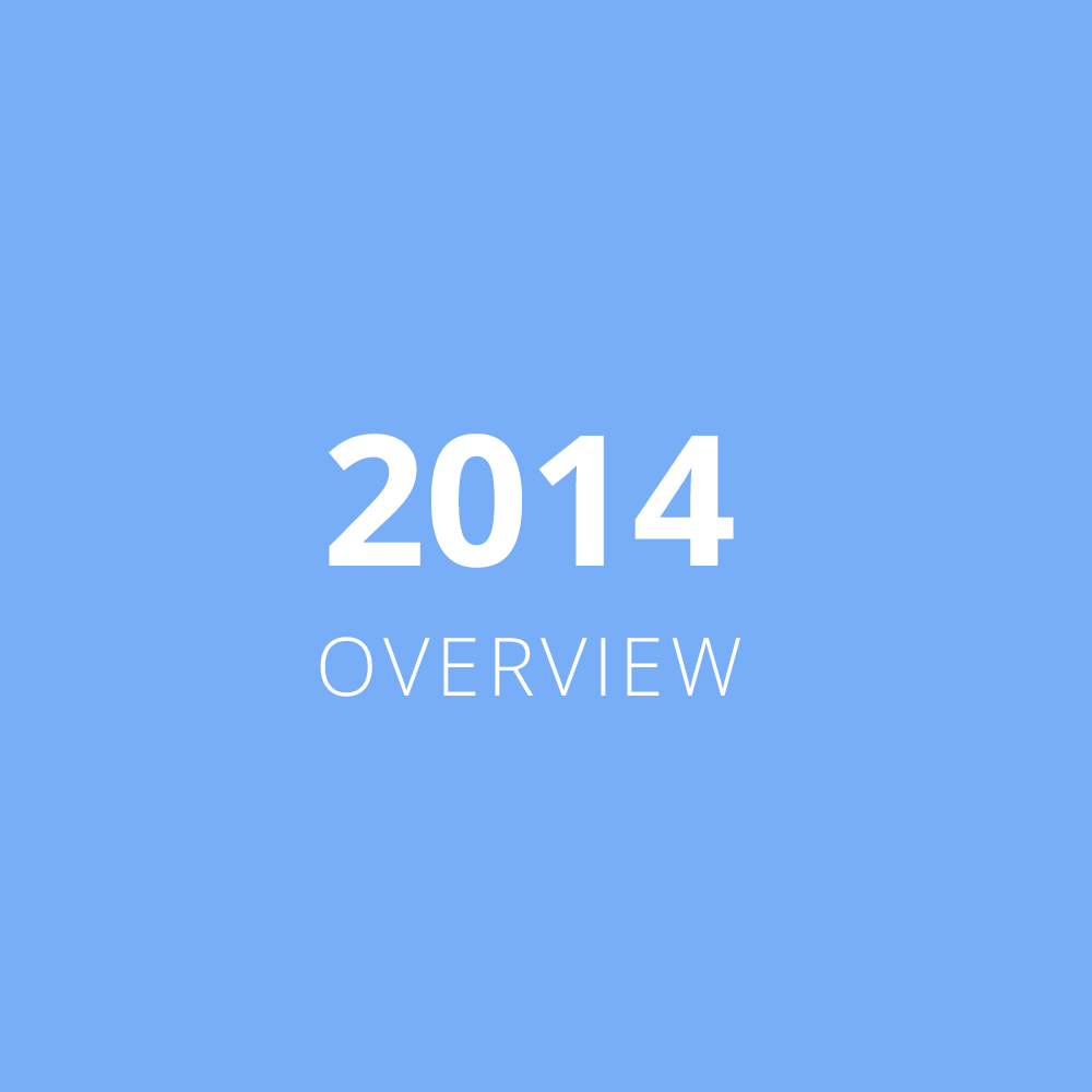 2014 Overview