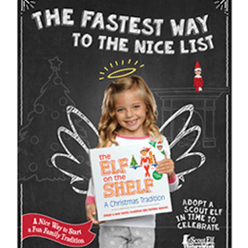 2015 – National print ad