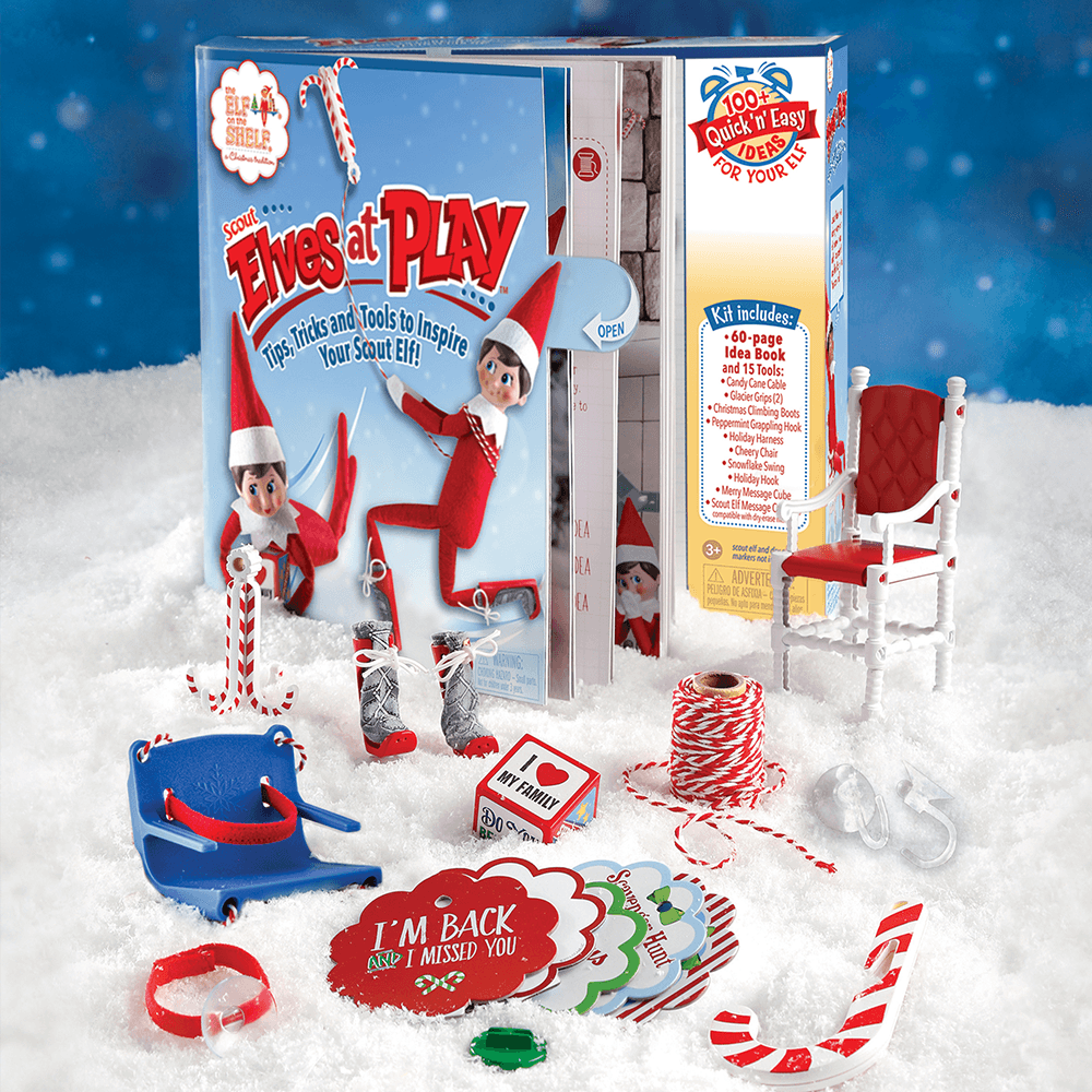 2016 – Scout Elves at Play®