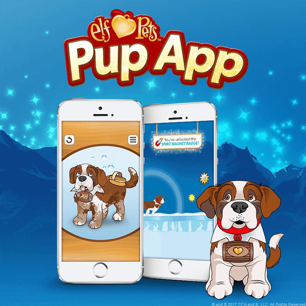 2016 – Elf Pets® Pup App