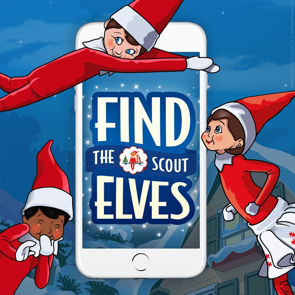 2017 –Find the Elves App