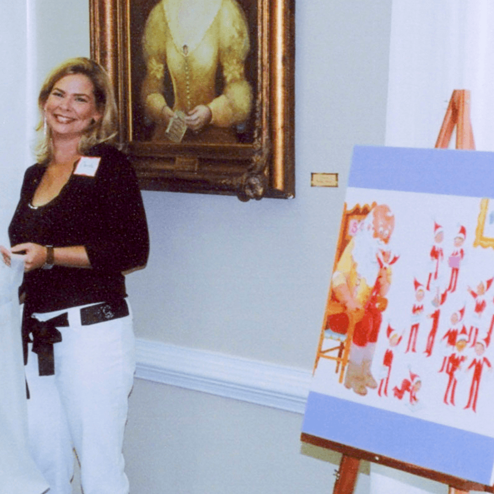 2005 – First book signing