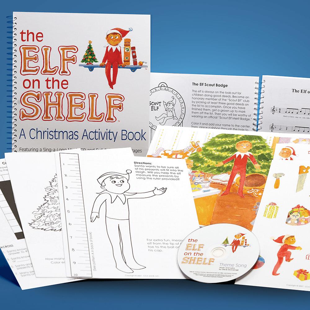2007 – Christmas Activity Book