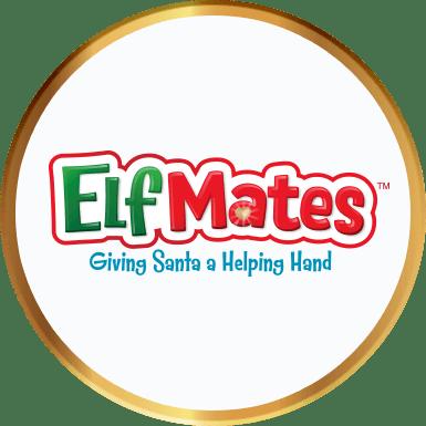 Elf Mates logo