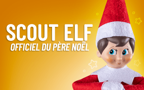 Scout Elf officiel du Père Noël