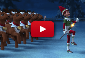 Elf Pets: Santa's Reindeer Rescue Official Trailer