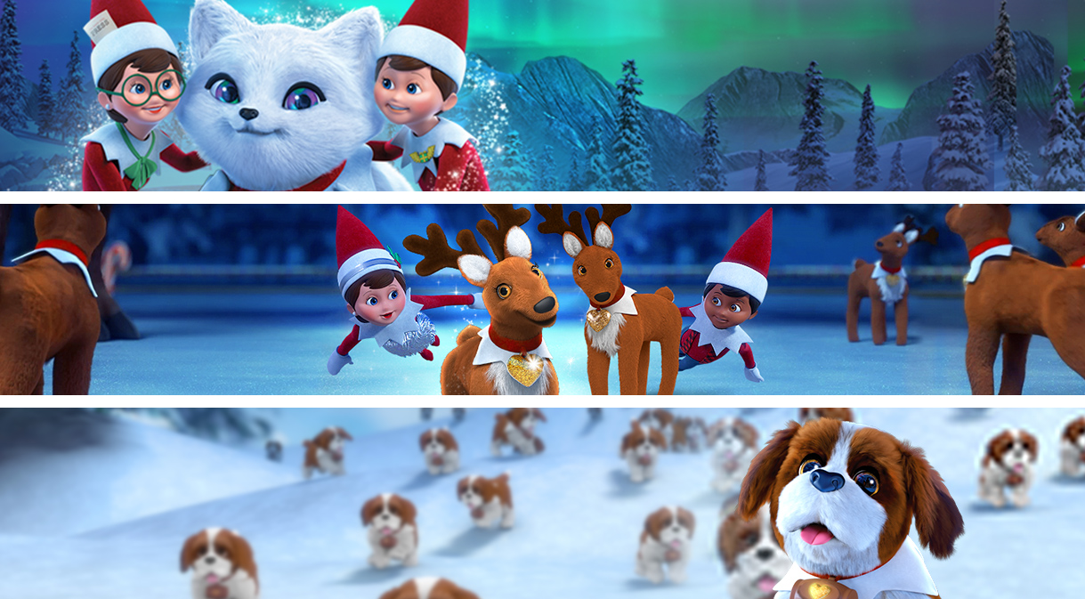 Elf Pets™ Now on iTunes & Google Play